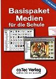 Basispaket Medien für die Schule/DVD-ROM für Windows 98/NT/2000/XP. Über 16000 lizenz- /GEMA-freie Medien auf DVD