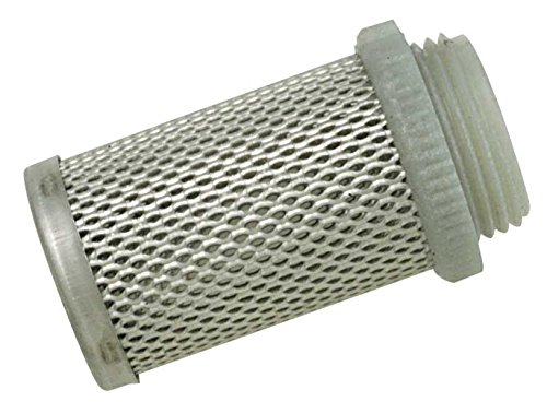 Boutt 2103797 FCAR20 - Filtro in acciaio inox per valvola di ritegno, 20 x 27