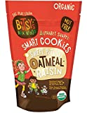 Best Oatmeal Raisin Cookies - Bitsy's Organic Smart Cookies, Sweet Potato Oatmeal Raisin Review