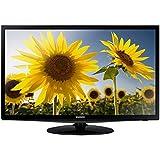 SamsungT28D310ES 71,1 cm (27,5 Zoll) PC-Monitor ( HDMI, USB, Scart, 8ms Reaktionszeit, TV-Tuner) schwarz-glänzend