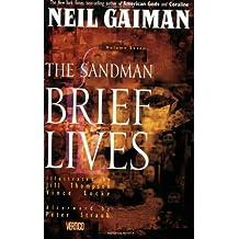 Sandman, The: Brief Lives - Book VII by Neil Gaiman (January 01,1995)