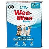 Quattro zampe wee-wee cagnolino Housebreaking Pads, 12pezzi