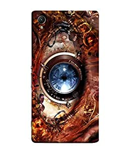 Digiarts Designer Back Case Cover for Sony Xperia Z3+, Sony Xperia Z3 Plus, Sony Xperia Z3+ dual, Sony Xperia Z3 Plus E6533 E6553, Sony Xperia Z4 (Saying Quotation Teaching Learn)