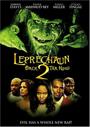 Leprechaun: Back 2 tha Hood Block Hood