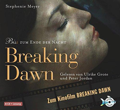 Preisvergleich Produktbild Breaking Dawn - Bis(s) zum Ende der Nacht (8 CDs)
