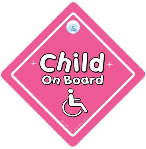 Sœurs à bord non personnalisé voiture signe Baby on Board enfant enfants Sécurité