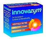 Premium Multi-Enzym-Komplex - enthält Lysozym+Papain+Bioflavonoide+Q10+Vitamine | entwickelt von der deutschen Enzymforschungsgesellschaft| mit zusätzlichem - Bromelain 90 Kapseln hochdosiert