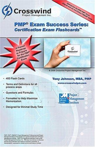 PMP Exam Success Series: Certification Exam - Flashcard Ds