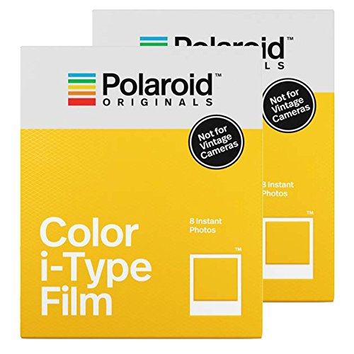 Polaroid Originals Farbe Film für I-Type–Twin Pack