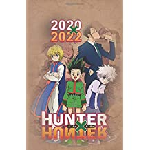 "2020 - 2022 Hunter x Hunter Journal Planner Calendar: For Teens, Weebs, Anime Fans, and Adults (5.5"" x 8.5"")"