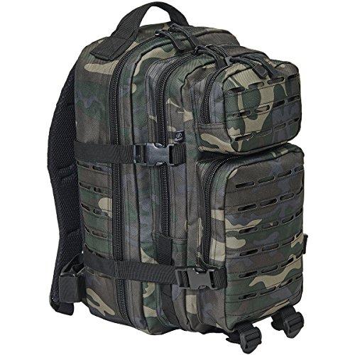 Brandit US Cooper Lasercut Medium Rucksack Camouflage