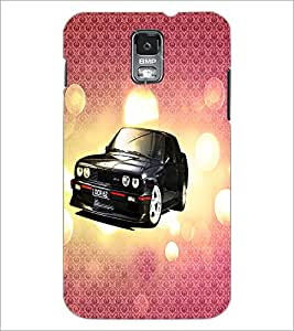 PrintDhaba Car D-3430 Back Case Cover for SAMSUNG GALAXY S5 (Multi-Coloured)