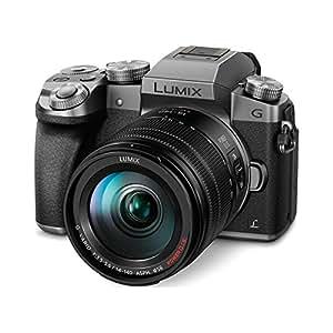 Panasonic DMC-G70HEG-S LUMIX Systemkamera 3 Zoll mit