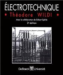 L'électrotechnique
