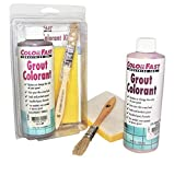 farbecht Fugenfarbe Kit Butter Creme # 017(Custom GP Farbe)