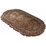 Antideslizante Alfombras y alfombras Shaggy Alfombrilla modernos y suave alfombra de dormitorio Esterilla de yoga, ordenador de carne Cojín (70* 140cm), 2, 70cmx140cm