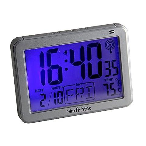 Réveil Smart Light LCD - Radiopiloté - Détecteur d'Obscurité