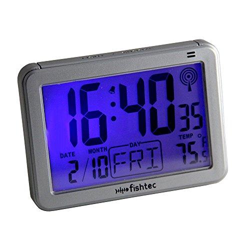 Wecker Smart Light LCD - Funkgesteuert - Dunkelheitsmelder