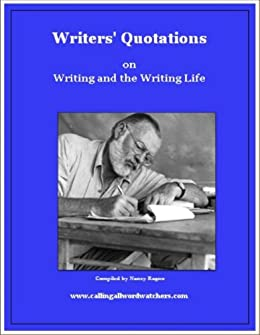 Descargar Libro Mas Oscuro Writers' Quotations on Writing and the Writing Life El Kindle Lee PDF