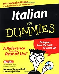 Italian For Dummies by Francesca Romana Onofri (8-May-2000) Paperback