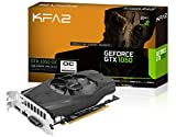 KFA2 GeForce GTX 1050 OC PCI-E Gaming-Grafikkarte, 2GB GDDR5, Schwarz