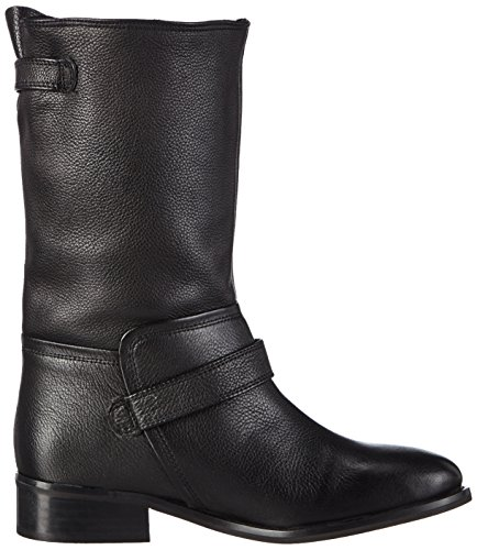 Aldo Cologna, Stivaletti Donna Nero (Schwarz (Black Leather 97))
