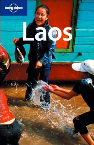 Portada del libro Lonely Planet Laos (Country Guide) by Andrew Burke (2007-08-01)