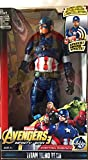 #10: Super Hero Titan Series Captain America 12 inch Action Figure Avengers Toys