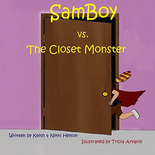 samboy-vs-the-closet-monster-english-edition