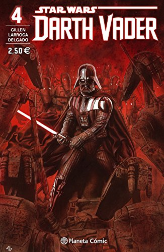 Descargar Libro Star Wars Darth Vader nº 04/25 de Salvador Larroca