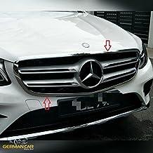 Chromrahmen Blende Kofferraum für Mercedes X253 und S205 Kombi