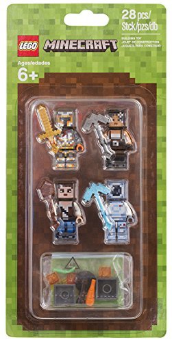 LEGO Minecraft Minifiguren-Set 2, Nr. 853610