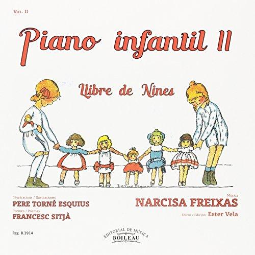 Piano infaltil II (Vol. II) - B.3914
