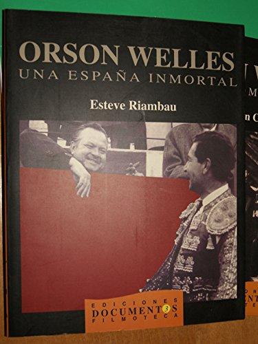 Orson welles. España como obsesion. (2 tomos)