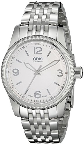 Oris Big Crown 01 733 7649 4031 MB Stainless Steel Automatic Unisex Watch