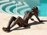H. Packmor GmbH Große Moderne Skulptur Einer liegende Frau