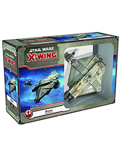 Fantasy Flight Games Star Wars: X Wing Ghost Miniature Expansion Pack