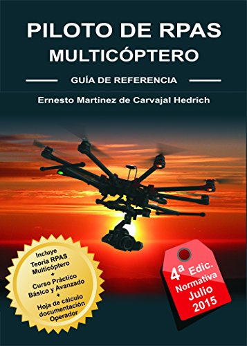 Piloto de RPAS Multicóptero