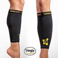 CopperJoint - Sport Wadenbandage/Wadenstrümpfe | Ideale Kompression/Bandage Für Sport, Laufen + Joggen | 1 STK... preisvergleich bei billige-tabletten.eu