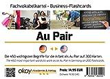 """Fachvokabel - Lernkartei """" Au Pair """" - Deutsch-US-Englisch: Die 450 wichtigsten Begriffe für zukünftige Au Pair"""