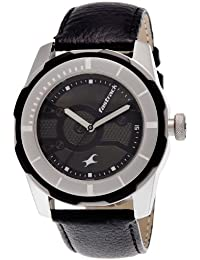 Fastrack Economy 2013 Analog Black Dial Men's Watch -NK3099SL02