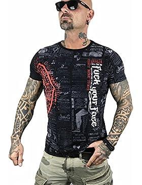 Yakuza Original Herren F.Y.F. T-Shirt