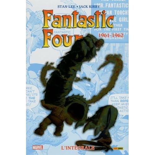Fantastic Four intégrale T01 1961-1962 NED