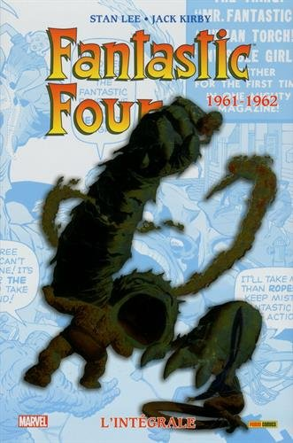 Fantastic Four intégrale T01 1961-1962 NED par Stan Lee
