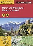 KOKA121 Kombinierte Wanderkarte Meran und Umgebung - GPS kompatibel - Maßstab 1:25.000 (Kombinierte Sommer-Wanderkarten Südtirol)...