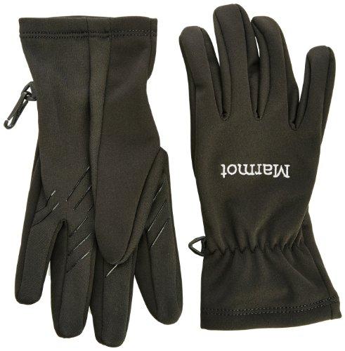marmot-mens-connect-soft-shell-gloves-black-medium
