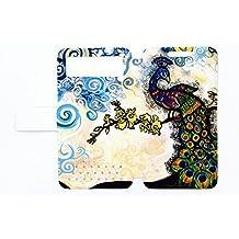 Flip Pu Leather Carcasa Cover para Funda Takee 1 Holographic Funda KQ