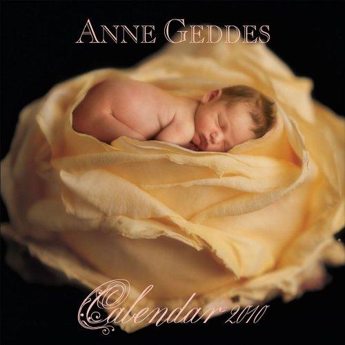 Anne Geddes Flower Collection: 2010 Mini Wall - Geddes Flower Anne