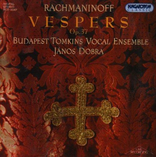 Serge rachmaninov vepres op.37
