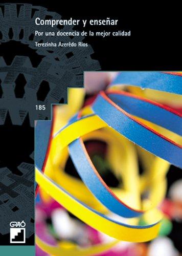 Comprender y enseñar: 185 (Grao - Castellano) por Terezinha Azeredo Rios